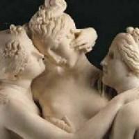 In mostra la storia e il gruppo scultoreo delle tre grazie del Canova